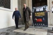 Foto/IPP/Gioia Botteghi 27/04/2017 Roma  presentazione del film IL MONDO DI MEZZO, nella foto: Massimo Bonetti