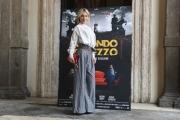 Foto/IPP/Gioia Botteghi 27/04/2017 Roma  presentazione del film IL MONDO DI MEZZO, nella foto: Laura Lena Forgia