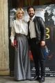 Foto/IPP/Gioia Botteghi 27/04/2017 Roma  presentazione del film IL MONDO DI MEZZO, nella foto: Matteo Branciamore e Laura Lena Forgia