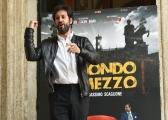 Foto/IPP/Gioia Botteghi 27/04/2017 Roma  presentazione del film IL MONDO DI MEZZO, nella foto: Matteo Branciamore