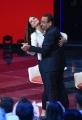 Foto/IPP/Gioia Botteghi 28/04/2017 Roma Prima puntata de I MIGLIORI ANNI, rai uno, nella foto: Carlo Conti e Brooke Shields
