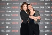 Foto/IPP/Gioia Botteghi 02/05/2017 Roma presentazione ddel film Sole cuore amore, nella foto:  Isabella Ragonese Eva Grieco