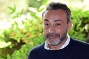 Foto/IPP/Gioia Botteghi 04/05/2017 Roma presentazione della fiction rai Maltese il romanzo del commissario, nella foto: Filippo Luna