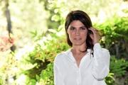 Foto/IPP/Gioia Botteghi 04/05/2017 Roma presentazione della fiction rai Maltese il romanzo del commissario, nella foto: Valeria Solarino