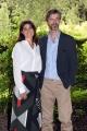 Foto/IPP/Gioia Botteghi 04/05/2017 Roma presentazione della fiction rai Maltese il romanzo del commissario, nella foto:  Kim Rossi Stuart con Valeria Solarino