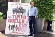 Foto/IPP/Gioia Botteghi 05/05/2017 Roma presentazione del film TUTTO QUELLO CHE VUOI, nella foto  il regista Francesco Bruni