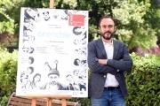Foto/IPP/Gioia Botteghi 11/05/2017 Roma presentazione del film Orecchie, nella foto : il regista Alessandro Aronadio