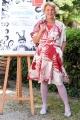Foto/IPP/Gioia Botteghi 11/05/2017 Roma presentazione del film Orecchie, nella foto : Pamela Villoresi