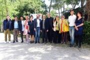 Foto/IPP/Gioia Botteghi 11/05/2017 Roma presentazione del film Orecchie, nella foto : cast