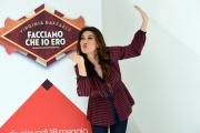 Foto/IPP/Gioia Botteghi 12/05/2017 Roma presentazione del programma televisvo di rai due  FACCIAMO CHE ERO IO, nella foto : Virginia Raffaele