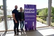 Foto/IPP/Gioia Botteghi 16/05/2017 Roma presentazione del programma di rai4 Bangkok Addicted, nella foto: i conduttori Andrea Pinna e Roberto Bertolini