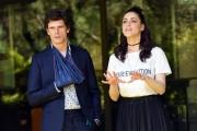 Foto/IPP/Gioia Botteghi 30/05/2017 Roma presentazione della fiction rai 2 non uccidere2, nella foto: Miriam Leone e Matteo Martari