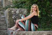 Foto/IPP/Gioia Botteghi 04/06/2017 Roma, primo ciak della nuova trasmissione di rai uno 8 puntate il sabato pomeriggio W LA MAMMA, nella foto:  Monica Marangoni