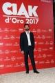 Foto/IPP/Gioia Botteghi 06/06/2017 Roma, presentazione dei Nastri d'argento, nella foto: Giorgio Aureli