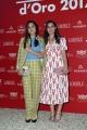 Foto/IPP/Gioia Botteghi 08/06/2017 Roma, premiazione dei Ciak d'oro, nella foto: Angela e Marianna Fontana
