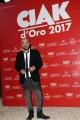Foto/IPP/Gioia Botteghi 08/06/2017 Roma, premiazione dei Ciak d'oro, nella foto: Giuliano Sangiorgi