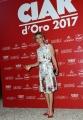 Foto/IPP/Gioia Botteghi 08/06/2017 Roma, premiazione dei Ciak d'oro, nella foto: Jasmine Trinca
