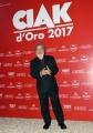 Foto/IPP/Gioia Botteghi 08/06/2017 Roma, premiazione dei Ciak d'oro, nella foto:   Gianni Amelio