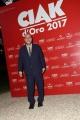 Foto/IPP/Gioia Botteghi 08/06/2017 Roma, premiazione dei Ciak d'oro, nella foto:  Paolo Virzì
