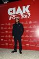 Foto/IPP/Gioia Botteghi 08/06/2017 Roma, premiazione dei Ciak d'oro, nella foto:  Luca Marinelli