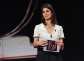 Foto/IPP/Gioia Botteghi 16/06/2017 Roma, Premio Marisa Bellisario , nella foto Virginia Raggi