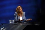 Foto/IPP/Gioia Botteghi 18/06/2017 Roma,  trasmissione di rai tre in mezz'ora di Lucia Annunziata, ospite Giusi Nicolini ex sindaco di Lampedusa