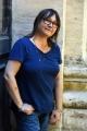 Foto/IPP/Gioia Botteghi 04/07/2017 Roma, Festival delle letterature nella foto ALI SMITH finalista al premio Strega europeo