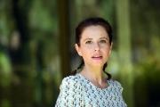 ©Gioia Botteghi X ufficio stampa rai 17/07/2017 Roma, presentazione della fiction  di rai uno BORSELLINO; ADESSO TOCCA A ME, nella foto: Anna Ammirarti