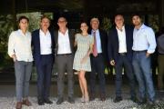 Foto/IPP/Gioia Botteghi 17/07/2017 Roma, presentazione della fiction  di rai uno BORSELLINO; ADESSO TOCCA A ME, nella foto: Cast