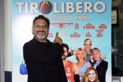 Foto/IPP/Gioia Botteghi 11/09/2017 Roma, presentazione del film TIRO LIBERO, nella foto: regista Alessandro Valori
