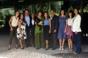 Foto/IPP/Gioia Botteghi 12/09/2017 Roma, presentazione della fiction di rai uno Provaci ancora Prof 7, nella foto: cast
