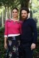 Foto/IPP/Gioia Botteghi 22/09/2017 Roma, presentazione della fiction di rai uno IN ARTE NINO, nella foto: Miriam Leone ed Elio Germano