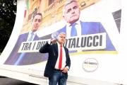 Foto/IPP/Gioia Botteghi 26/09/2017 Roma, presentazione della nuova seria di rai 2 Nemo nessuno escluso, nella foto: Enrico Lucci