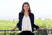 Foto/IPP/Gioia Botteghi 04/10/2017 Roma, presentazione del film DOVE NON HO MAI ABITATO, nella foto:  Emmanuelle Devos