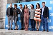 Foto/IPP/Gioia Botteghi 09/10/2017 Roma, presentazione del film 9 lune e mezza, nella foto: cast