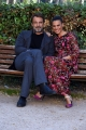 Foto/IPP/Gioia Botteghi 11/10/2017 Roma, presentazione dela fiction di rai uno Sotto copertura, nella foto: Alessandro Preziosi e Bianca Guaccero