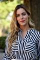 Foto/IPP/Gioia Botteghi 11/10/2017 Roma, presentazione dela fiction di rai uno Sotto copertura, nella foto: Alejandra Onieva