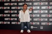 Foto/IPP/Gioia Botteghi 16/10/2017 Roma, presentazione  del film SPORCHI E CATTIVI, nella foto SIMONCINO MARTUCCI