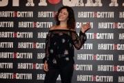 Foto/IPP/Gioia Botteghi 16/10/2017 Roma, presentazione  del film SPORCHI E CATTIVI, nella foto MARIA CHIARA AUGENTI