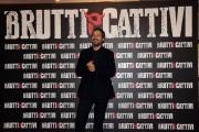 Foto/IPP/Gioia Botteghi 16/10/2017 Roma, presentazione  del film SPORCHI E CATTIVI, nella foto Claudio Santamaria