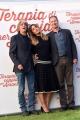 Foto/IPP/Gioia Botteghi 17/10/2017 Roma, presentazione del film TERAPIA DI COPPIA PER AMANTI, nella foto   con AMBRA ANGIOLINI, PIETRO SERMONTI E SERGIO RUBINI