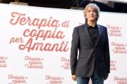 Foto/IPP/Gioia Botteghi 17/10/2017 Roma, presentazione del film TERAPIA DI COPPIA PER AMANTI, nella foto  SERGIO RUBINI