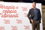 Foto/IPP/Gioia Botteghi 17/10/2017 Roma, presentazione del film TERAPIA DI COPPIA PER AMANTI, nella foto    PIETRO SERMONTI