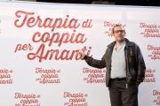 Foto/IPP/Gioia Botteghi 17/10/2017 Roma, presentazione del film TERAPIA DI COPPIA PER AMANTI, nella foto regia di ALESSIO MARIA FEDERICI
