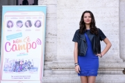 Foto/IPP/Gioia Botteghi 23/10/2017 Roma, presentazione del film non c'è campo, nella foto Eleonora Gaggero Italy Photo Press - World Copyright