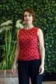 Foto/IPP/Gioia Botteghi 24/10/2017 Roma, presentazione della serie tv rai uno SIRENE, nella foto: Teresa Saponangelo Italy Photo Press - World Copyright