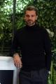 Foto/IPP/Gioia Botteghi 24/10/2017 Roma, presentazione della serie tv rai uno SIRENE, nella foto:  Luca Argentero Italy Photo Press - World Copyright