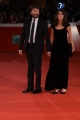 Foto/IPP/Gioia Botteghi 26/10/2017 Roma Festa del cinema di Roma red carpet Ministro Franceschini e signora Italy Photo Press - World Copyright