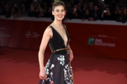 Foto/IPP/Gioia Botteghi 26/10/2017 Roma Festa del cinema di Roma red carpet   Rosamund Pike Italy Photo Press - World Copyright