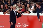 Foto/IPP/Gioia Botteghi 27/10/2017 Roma Festa del cinema di Roma red carpetl con Xavier Dolan Italy Photo Press - World Copyright